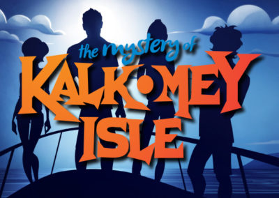 The Mystery of Kalkomey Isle – Trailer