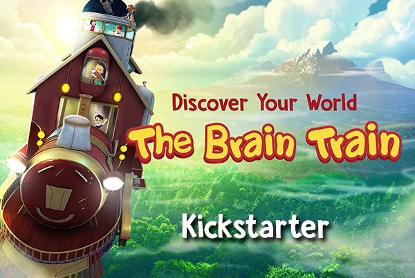 The Brain Train – Kickstarter Campaign Video