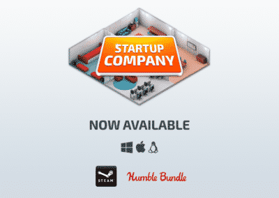 Startup Company – Launch Trailer